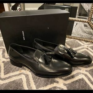 Saint Laurent men Penny Loafers